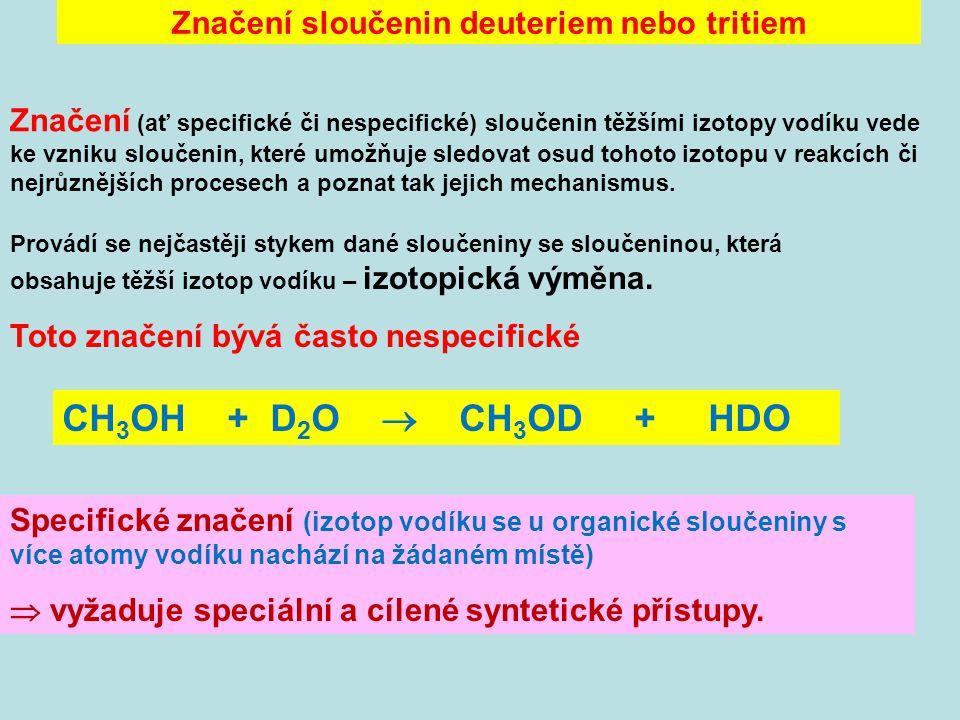 Jaderné izomery izotopů vodíku Pozn.