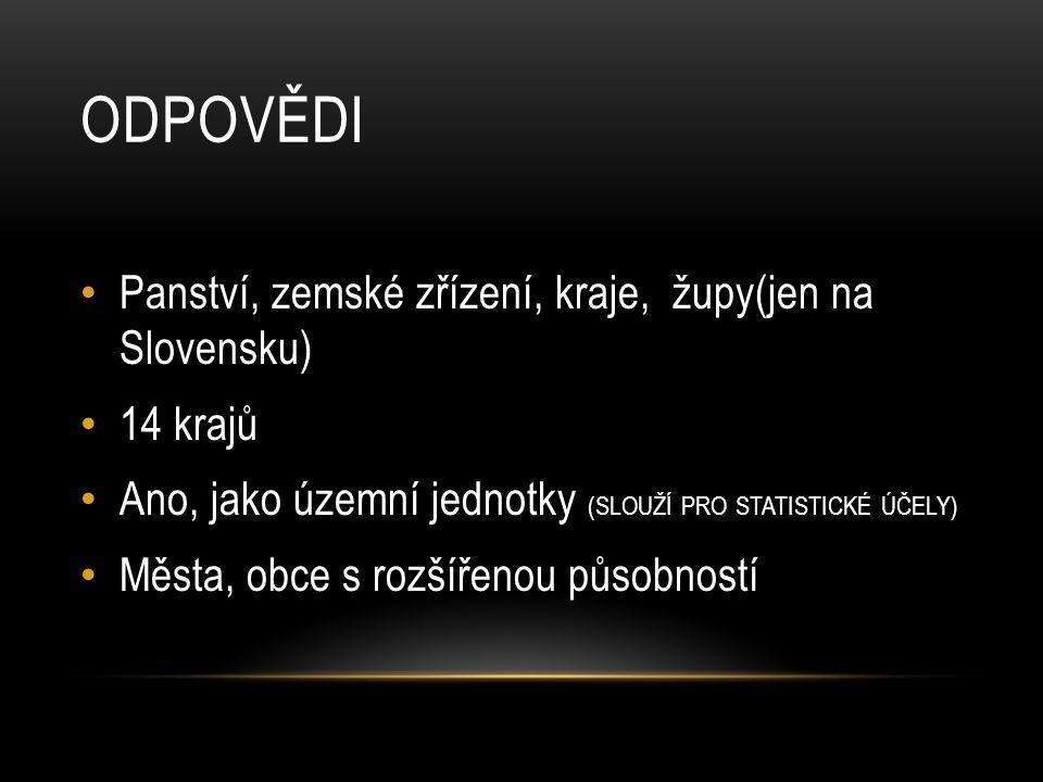 Území naší republiky bylo kdysi rozděleno na tři země Čechy Moravu Slezsko HISTORICKÉ ZEMĚ ČESKÉ REPUBLIKY Obr.