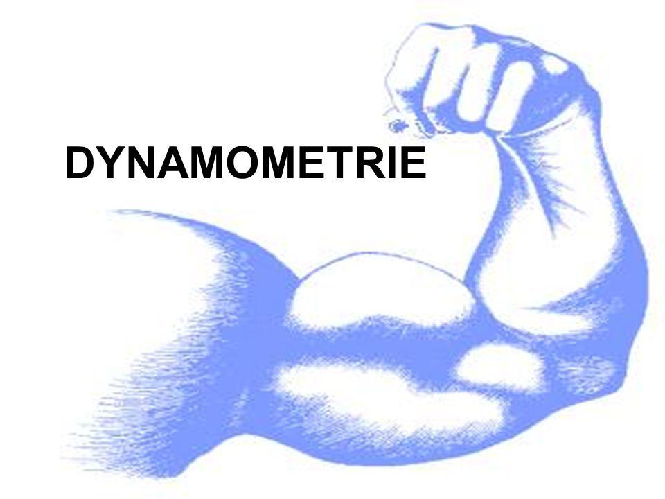 DYNAMOMETRIE