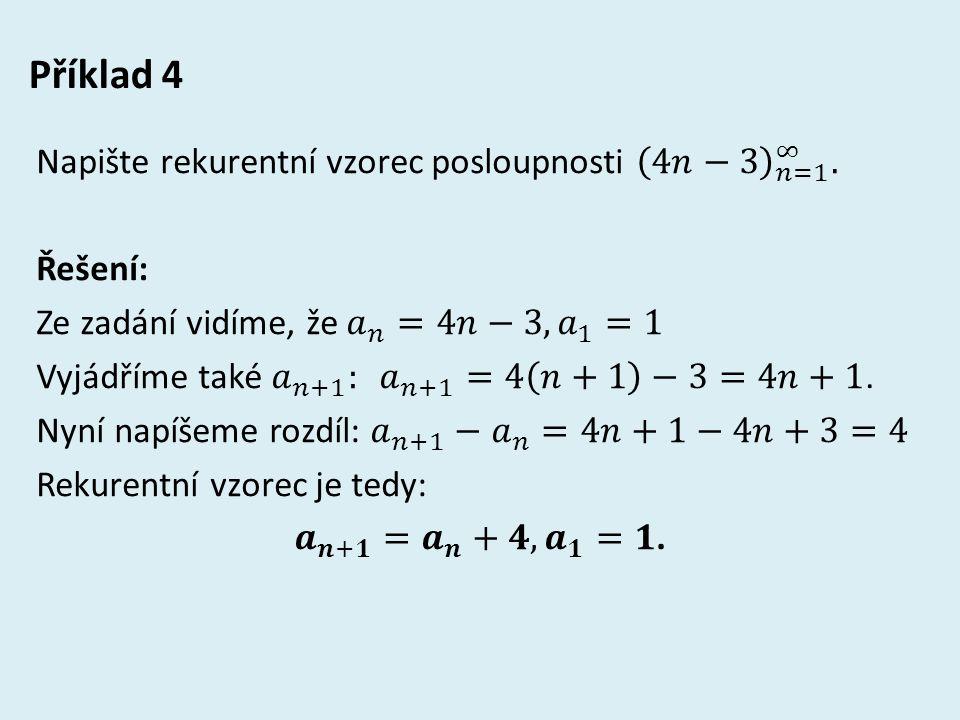 Příklad 5: