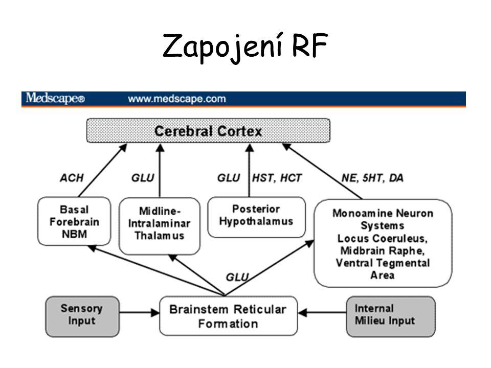 Zapojení RF