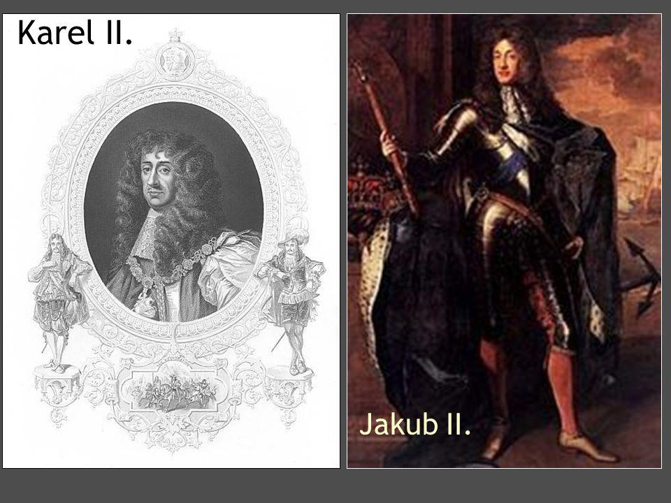 Karel II. Jakub II.