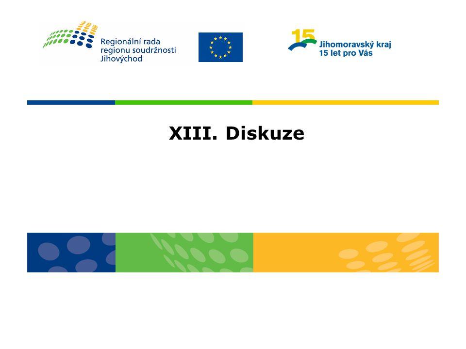 XIII. Diskuze