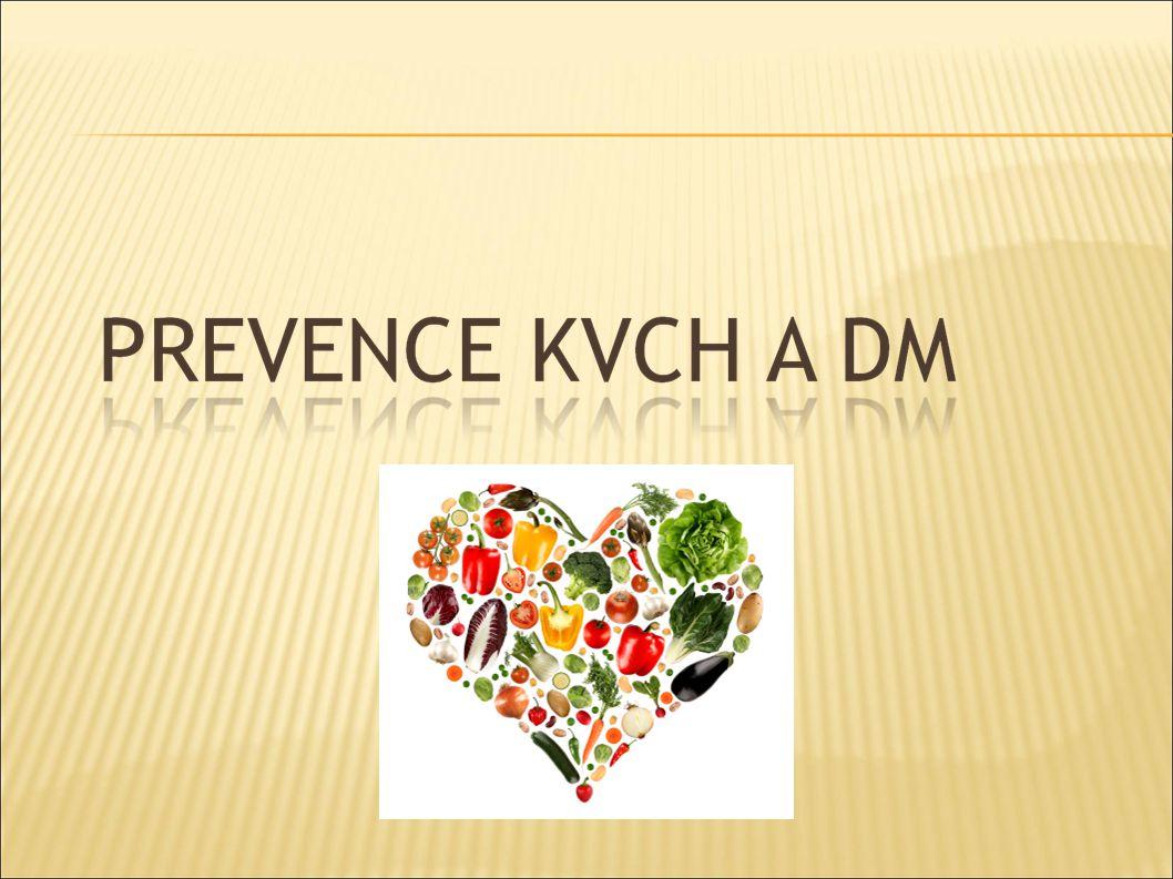 KVCH jsou nejčastější příčinou úmrtí v ČR – 55 % všech úmrtí !!.