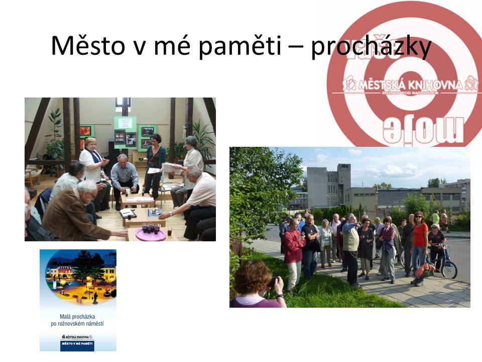 Čtenářský štrúdl – happening cíle: Propagace role knihovny a čtení ve společnosti, propagace čtenářství na veřejných místech.