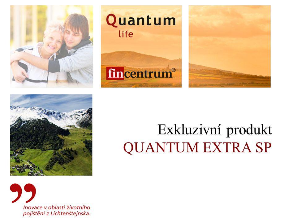 Exkluzivní produkt QUANTUM EXTRA SP