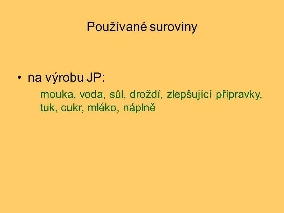 3)Chleba a) žitnopšeničný b) pšeničnožitný c) konzumní d) český chléb e) vita chléb f) vícezrnný