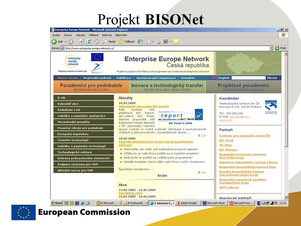 Projekt BISONet