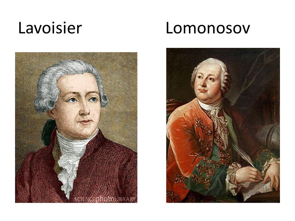 LavoisierLomonosov