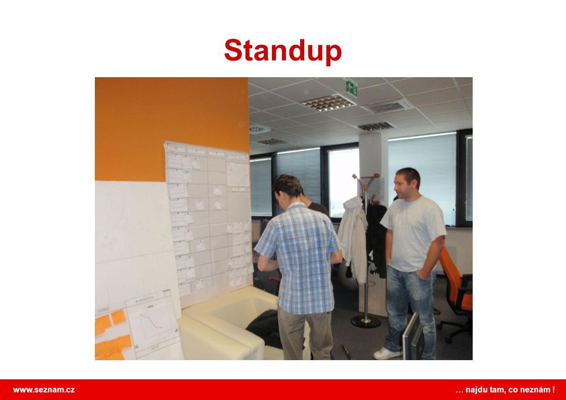 www.seznam.cz … najdu tam, co neznám ! Standup