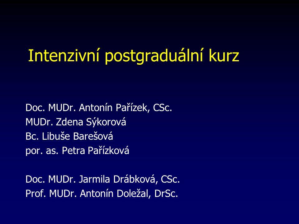 Porodnictví Neonatologie/pediatrie Anesteziologie/intenzivní péče Dovednostní úkony Postgraduální vzdělávání