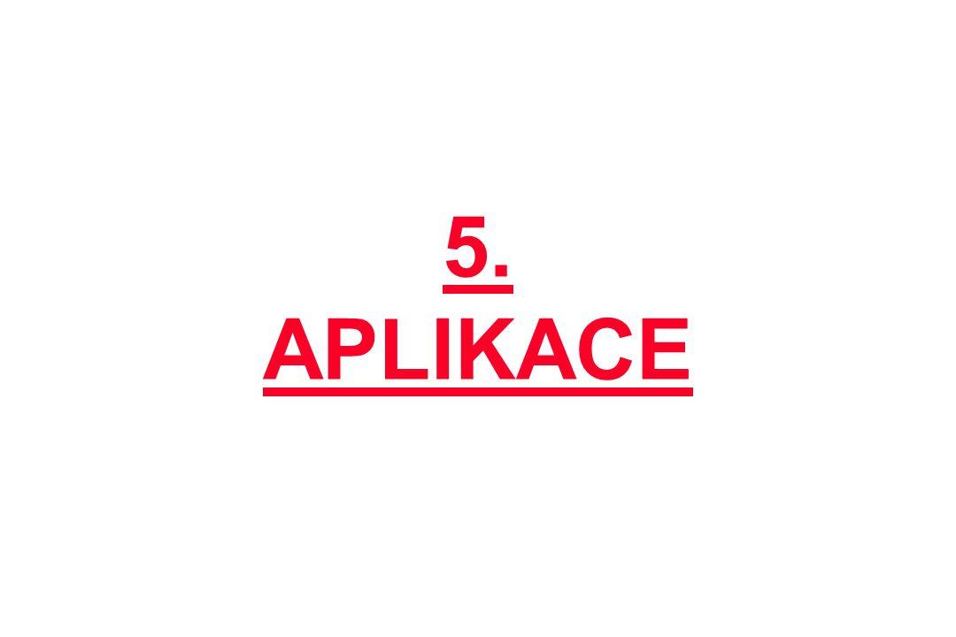 5. APLIKACE