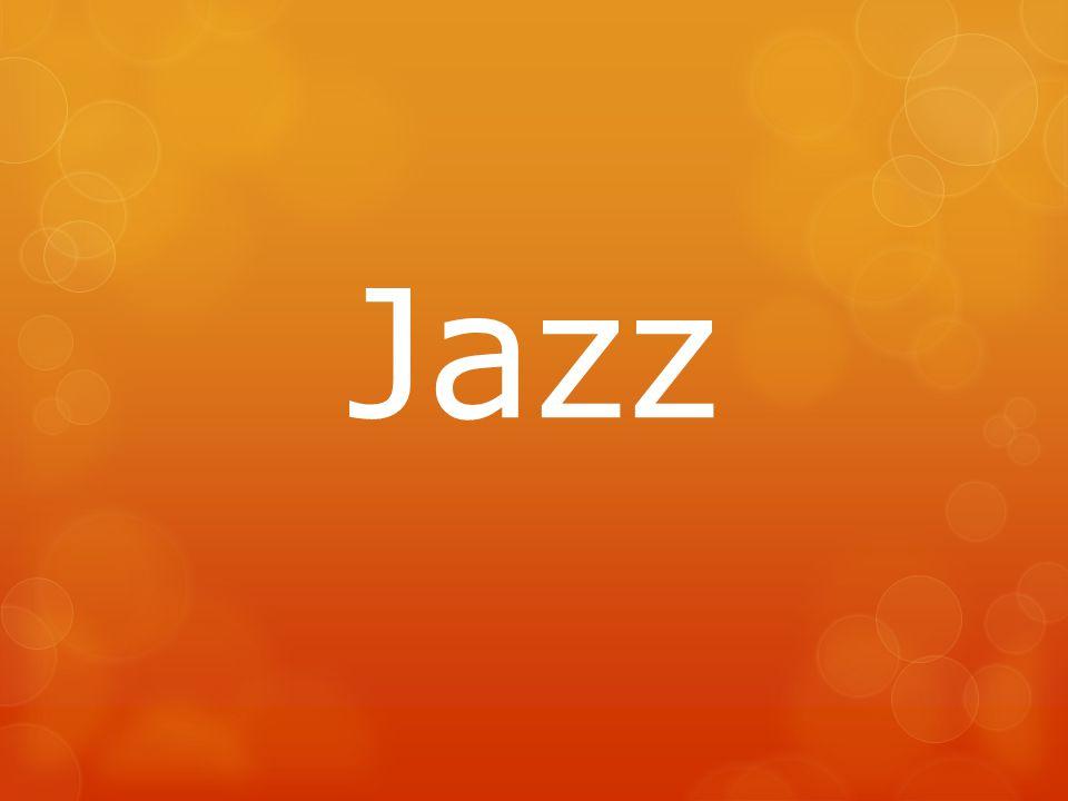 Vznik JAZZU  Jazz vznikl v USA.