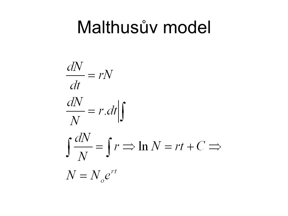 Logistická rovnice (Velthus)