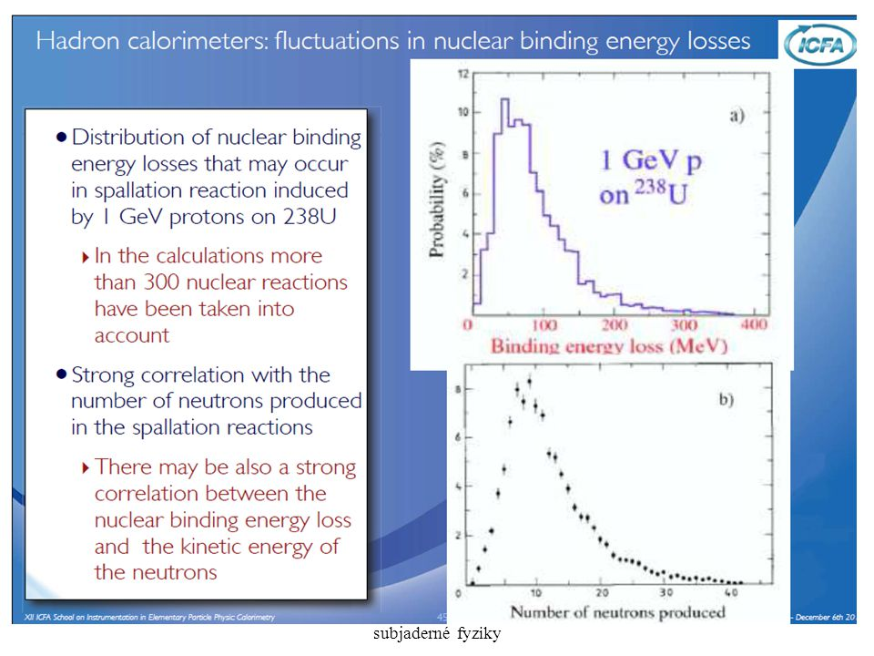 J. ŽáčekExperimentální metody jaderné a subjaderné fyziky 50