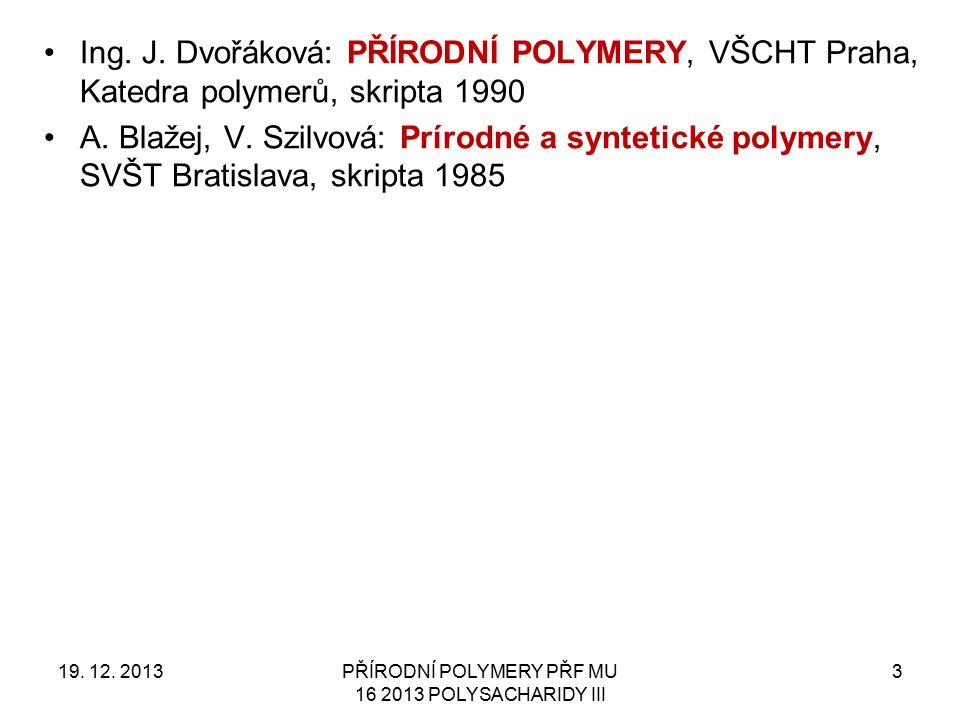 KYSELINA HYALURONOVÁ (KH) 1 19.12.