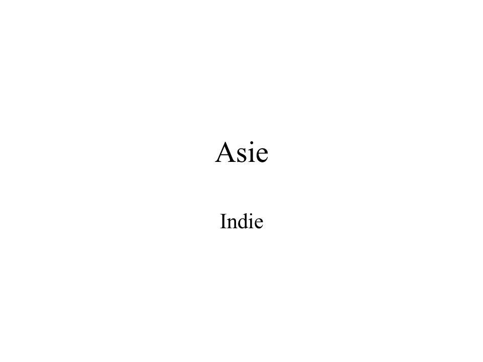 Asie Indie
