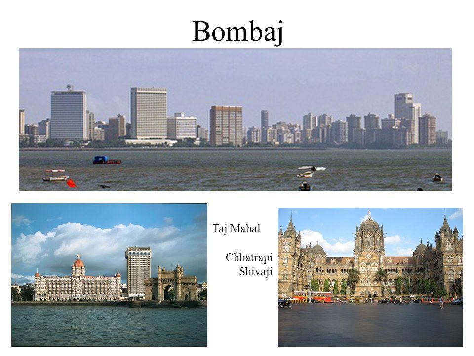 Bombaj Taj Mahal Chhatrapi Shivaji