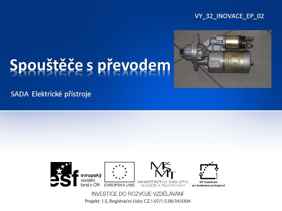 VY_32_INOVACE_EP_02 SADA Elektrické přístroje