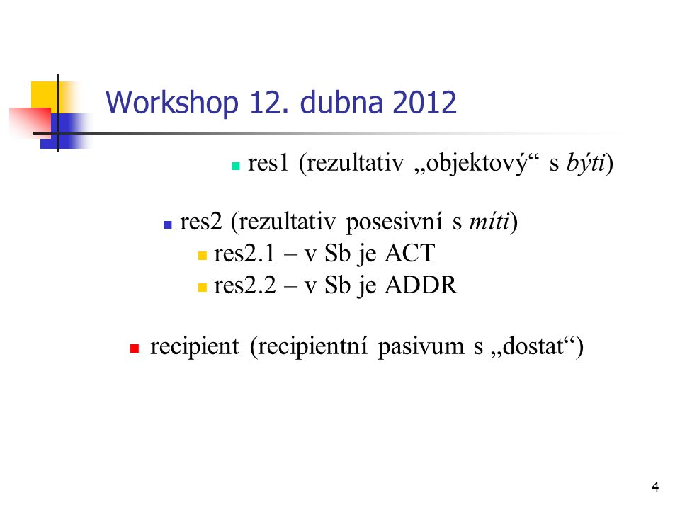 5 Workshop 12.