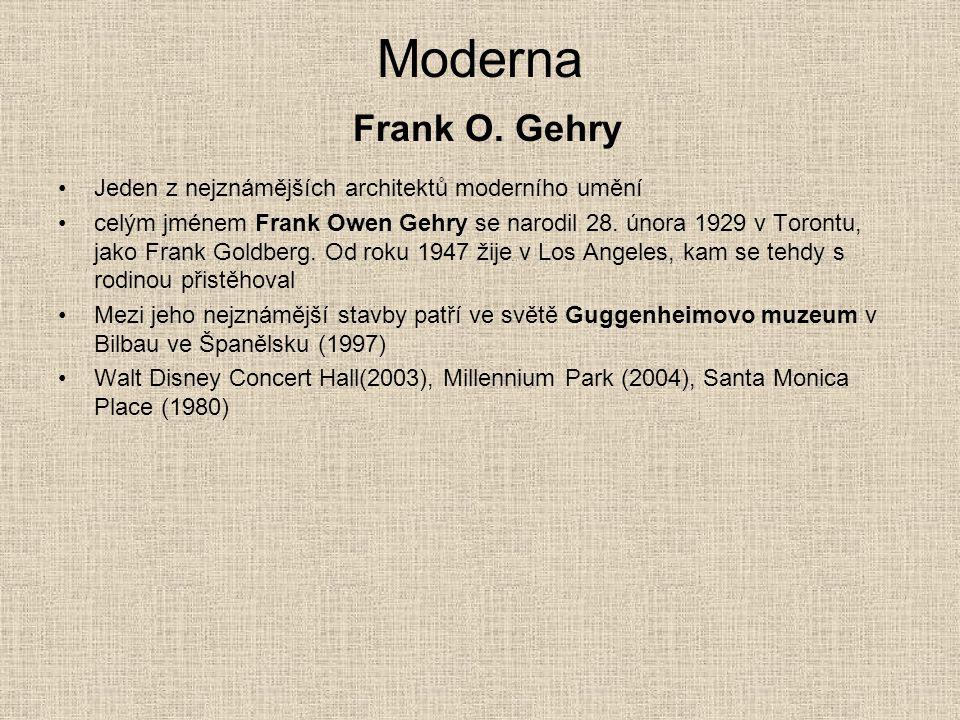 Moderna Frank O.