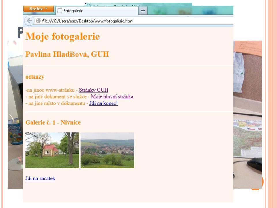 P RINCIP ZOBRAZENÍ na vzdáleném serveru je uložen textový HTML soubor HTML stránka a obrázky putují internetem do prohlížeče prohlížeč stránku načte a poskládá do vizuální podoby