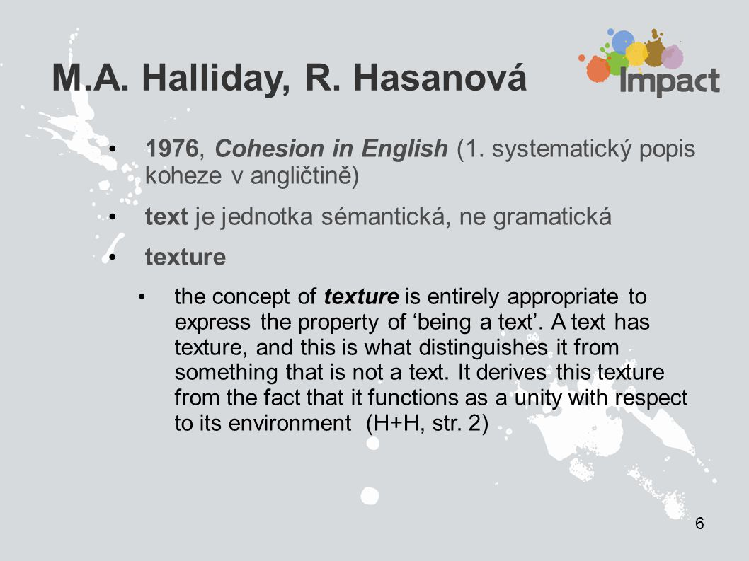 Co z toho vyplývá pro jazykové testování.