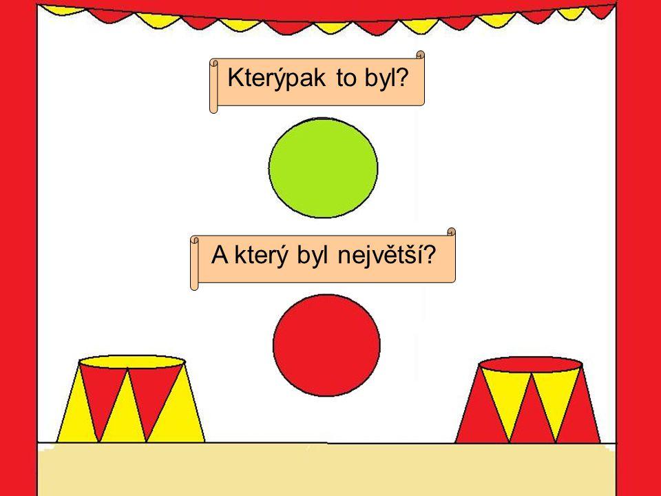 A nyní přivítejme žongléry s míčky. Dávejte pozor.