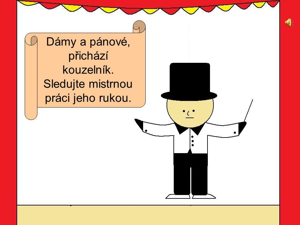 Cirkus Autorem materiálu a všech jeho částí, není-li uvedeno jinak, je Petra Cemerková Golová.