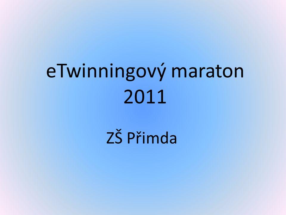 eTwinningový maraton 2011 ZŠ Přimda