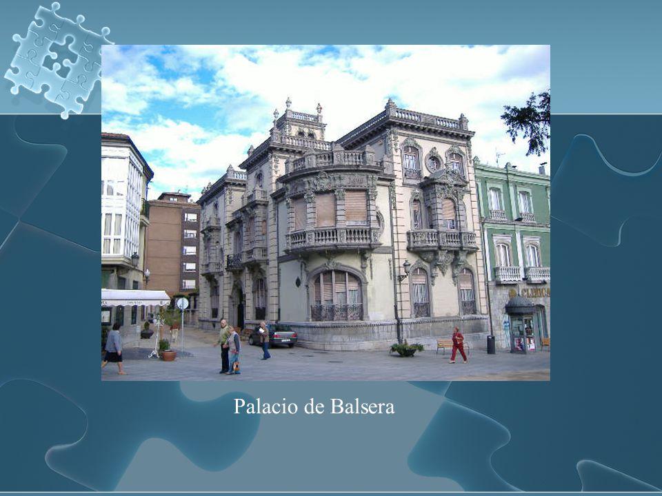 Palacio de Balsera
