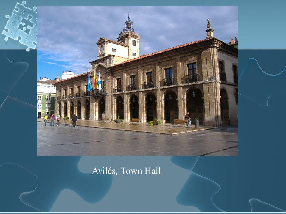 Avilés, Town Hall