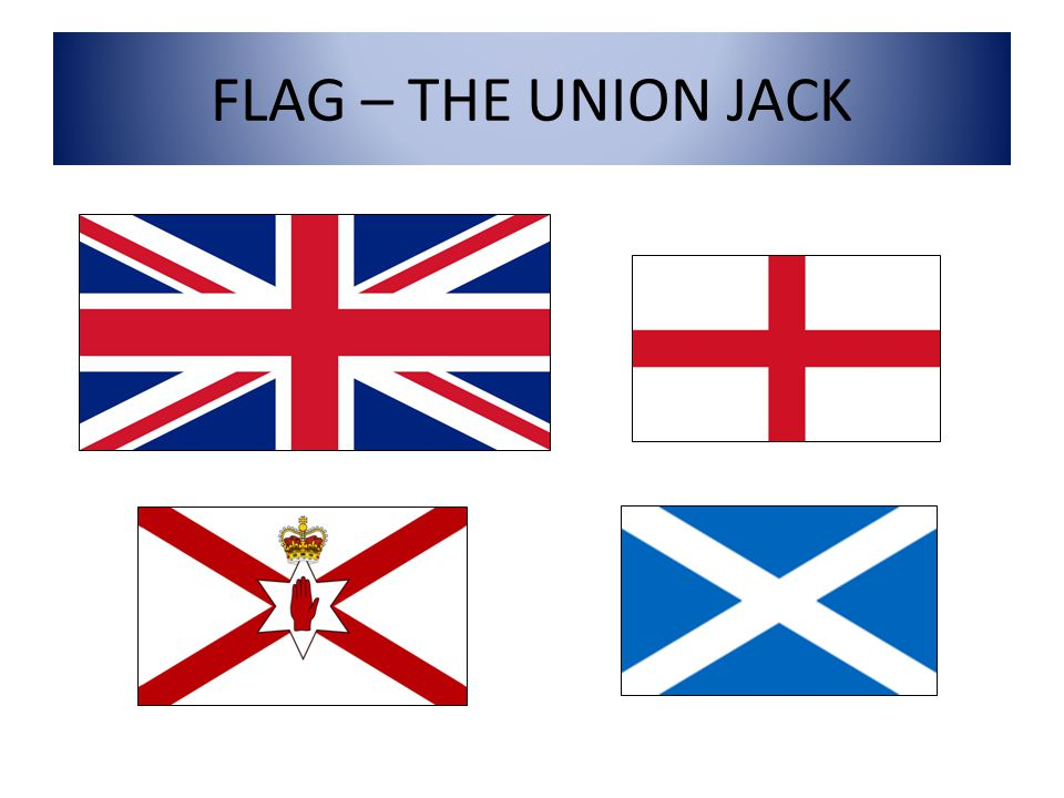 FLAG – THE UNION JACK