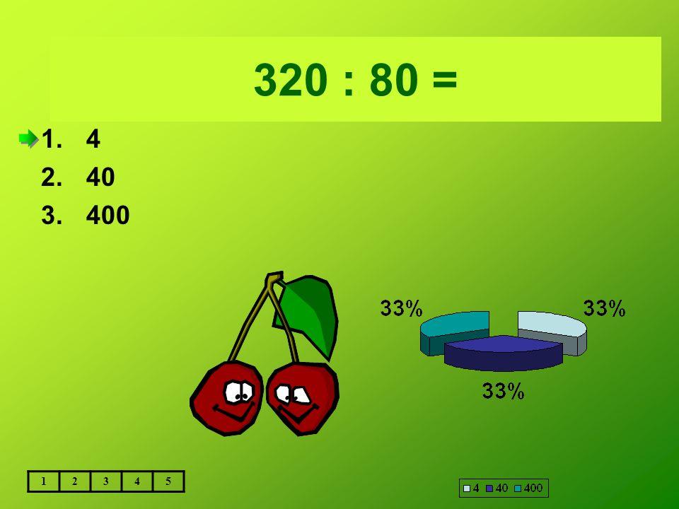Vložte text otázky... 3 500 : 50 = 1.7 2.70 3.700 12345