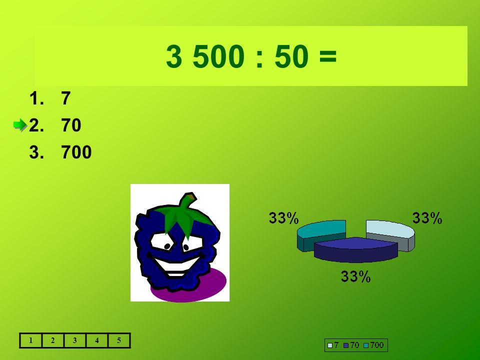 Vložte text otázky... 360 000 : 6 000 = 1.600 2.60 3.6 12345