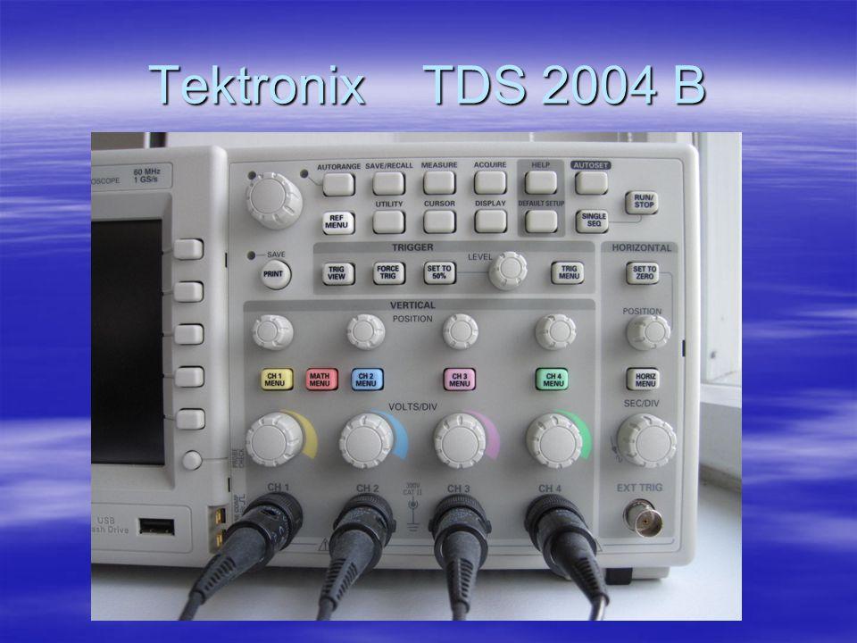 Tektronix TDS 2004 B