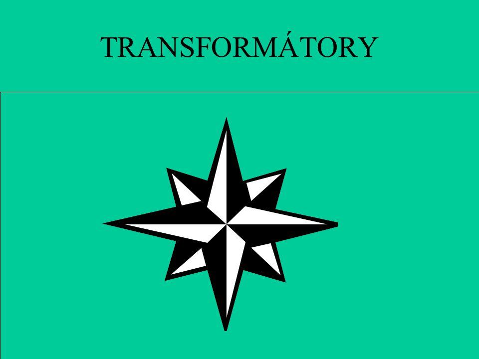 TRANSFORMÁTORY