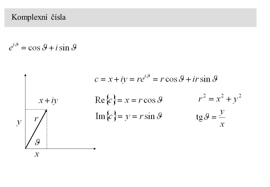 Komplexní čísla