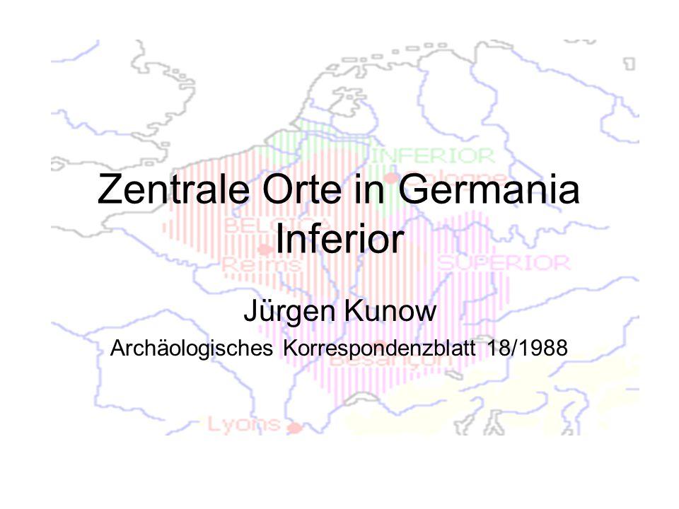 Centrální místa – Christallerova teorie *na místech kde je nabízeno centrální zboží – materiální a především služby Stupeň centrality – podle kvalitativní a kvantitativní nabídky zboží Vytváří kolem sebe,,spádovou oblast (Einzugsgebiete), podle Christallera,,doplňkovou oblast (Ergänzungsgebiete)