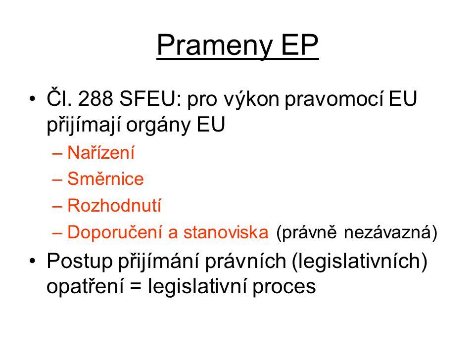 Prameny EP Čl.