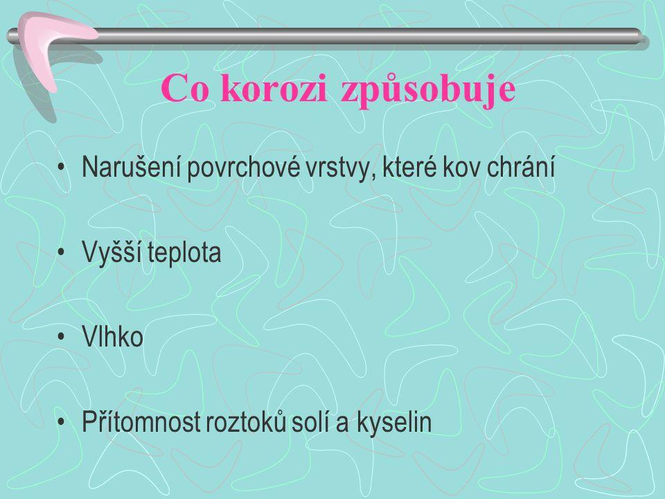 Koroze
