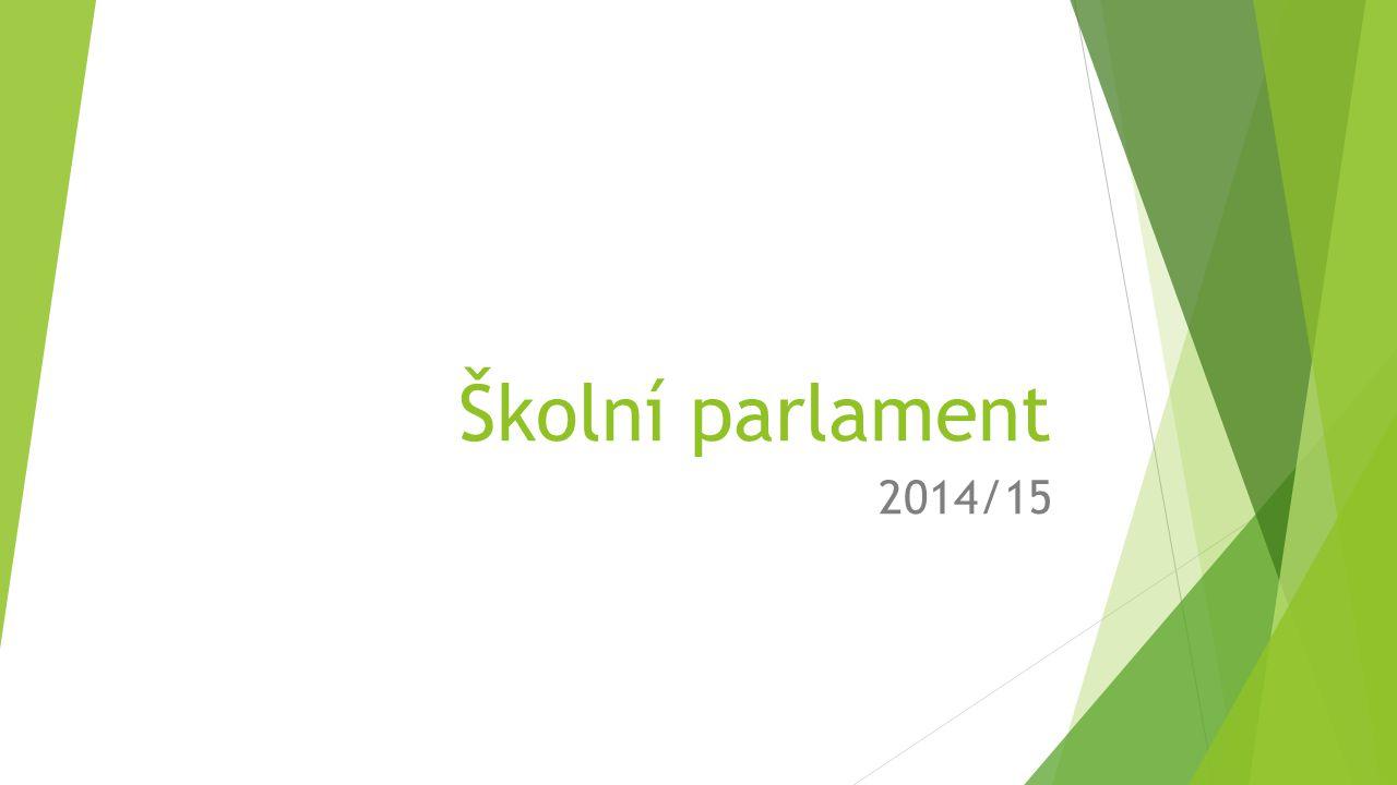 Školní parlament 2014/15