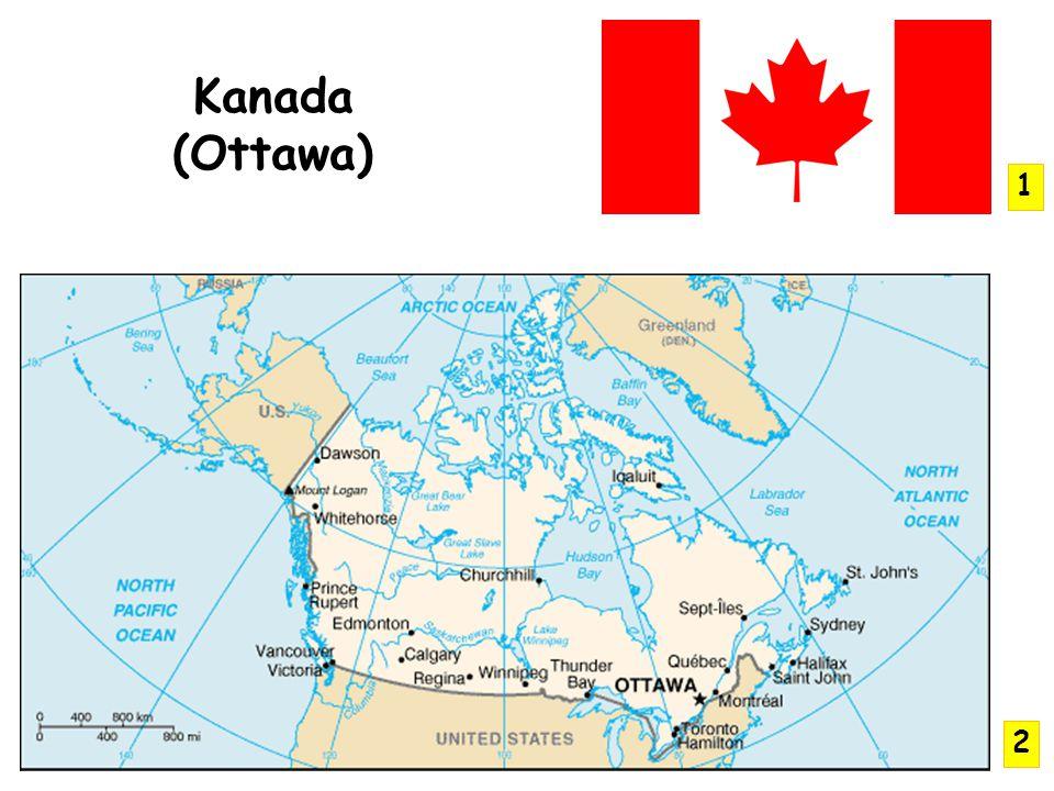 Kanada (Ottawa) 2 1