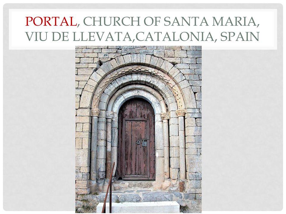 THE VAULT AT THE ABBEY CHURCH OF SAINT-FOY, CONQUES, FRANCEABBEY CHURCH OF SAINT-FOY, CONQUES
