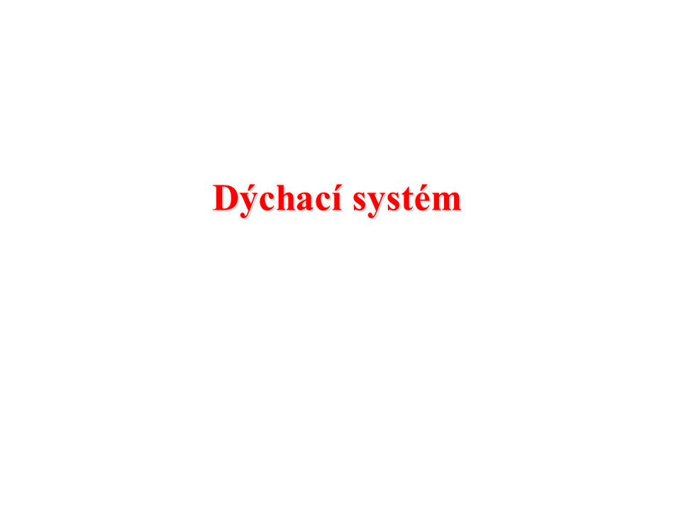 Změny adaptační lepší mechanika dýchání lepší plicní difůzi ↓ DF ↑ max.