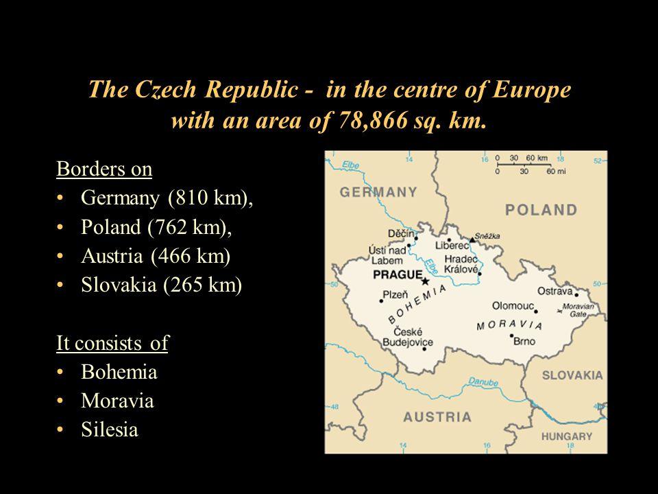 Largest Cities Prague1,216,000 inhabitants Brno390,000 inhabitants Ostrava325,000 inhabitants Pilsen172,000 inhabitants Olomouc106,000 inhabitants Liberec101,000 inhabitants