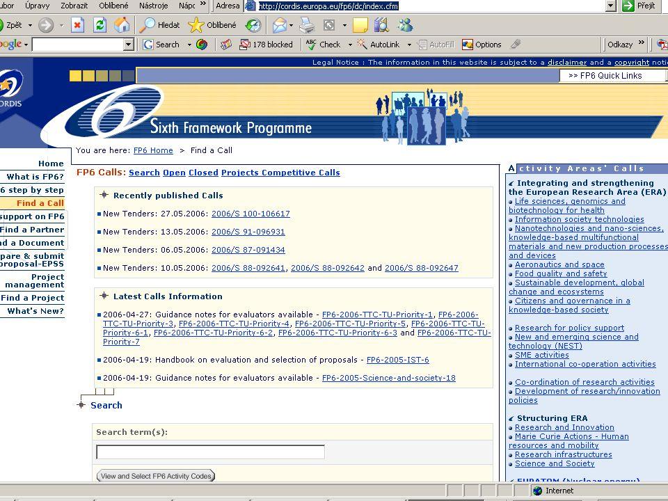 ZČU, 20.6.2006, Jiří Vacek AKADEMIK 06 - Informační zdroje 44