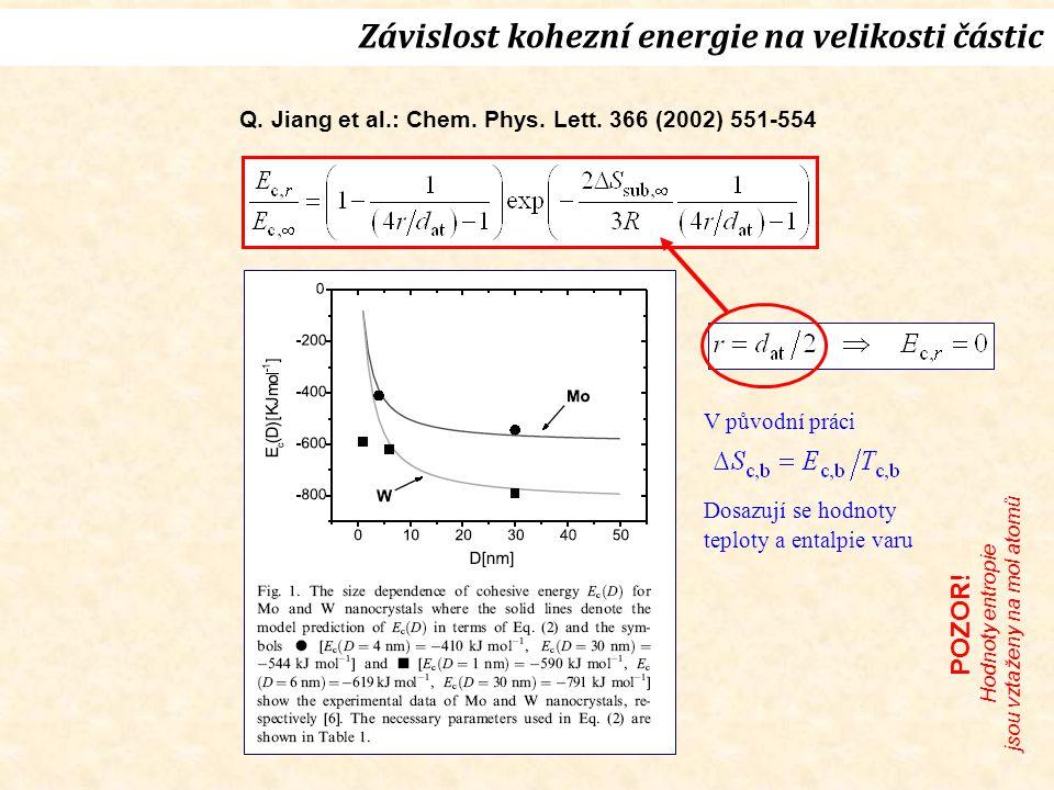 Q. Jiang et al.: Chem. Phys. Lett.