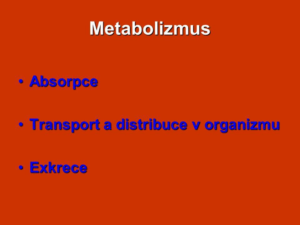 Absorpce asi 30% (rozpětí 10 - 70%) Cu přijaté potravouasi 30% (rozpětí 10 - 70%) Cu přijaté potravou tenké střevotenké střevo buď ve formě chelátového komplexu s aminokyselinami (nejvíce histidinem), nebo vázána v metalothioneinubuď ve formě chelátového komplexu s aminokyselinami (nejvíce histidinem), nebo vázána v metalothioneinu kompetice se zinkemkompetice se zinkem