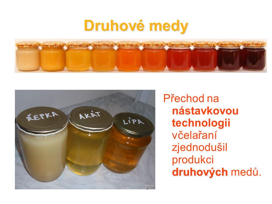 Medovina Medovina je kvašený alkoholický nápoj vyrobený z medu, vody a kvasu.